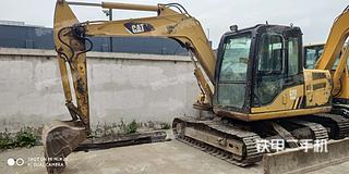 奇瑞迪凱重科DE65挖掘機實拍圖片