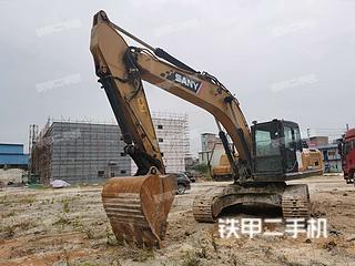 广西-南宁市二手三一重工SY245H挖掘机实拍照片