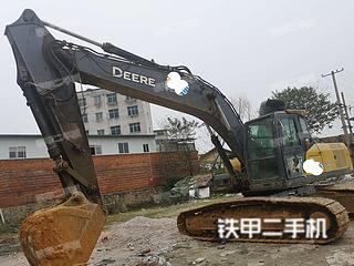 二手约翰迪尔 E240LC 挖掘机转让出售