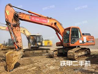 鞍山斗山DH215-9挖掘機實拍圖片