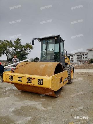 广东-肇庆市二手徐工XS222压路机实拍照片