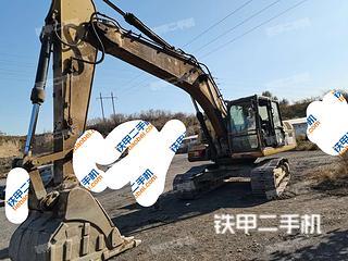 河北-石家庄市二手卡特彼勒324D挖掘机实拍照片