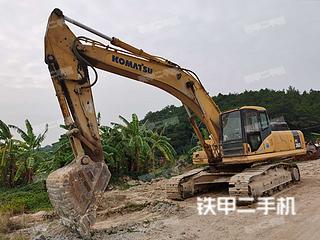 防城港小松PC360-7挖掘機實拍圖片
