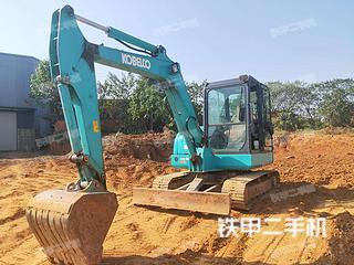 塘沽神鋼SK60-8挖掘機實拍圖片
