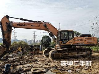 二手三一重工 SY465C 挖掘机转让出售