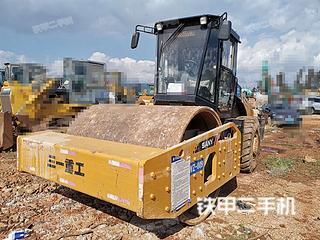 云南-昆明市二手三一重工SSR260AC-8H压路机实拍照片
