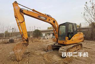 北京雷沃重工FR150挖掘机实拍图片