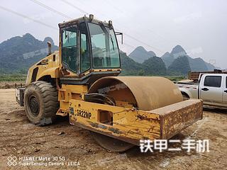 广西-南宁市二手山推SR22MP压路机实拍照片