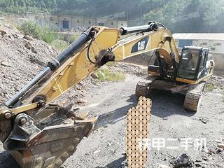 江西-抚州市二手卡特彼勒336D2液压挖掘机实拍照片