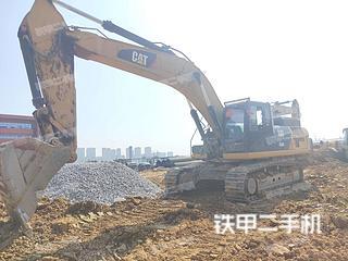 江西-南昌市二手卡特彼勒336D2液压挖掘机实拍照片