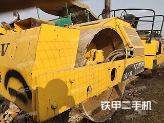 山东-青岛市二手英格索兰DD110压路机实拍照片