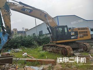 广州卡特彼勒349D2L液压beplay下载app下载实拍图片