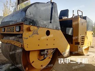 陕西-咸阳市二手国机洛建YZC6B压路机实拍照片