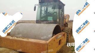 四川-德阳市二手徐工XS223J压路机实拍照片