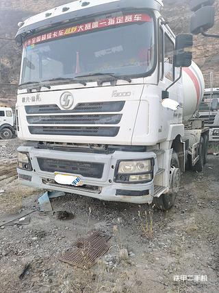 中聯重科ZLJ5257GJB1攪拌運輸車實拍圖片