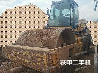 云南-昆明市二手山推SR22M压路机实拍照片