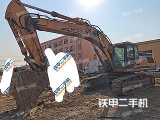 凱斯CX360B挖掘機實拍圖片