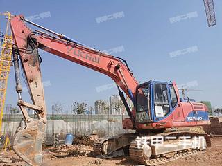 二手玉柴 YC210LC-8 挖掘机转让出售