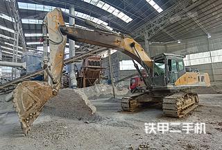 重庆-重庆市二手三一重工SY365H挖掘机实拍照片