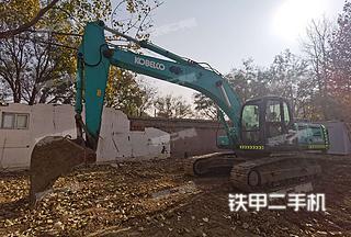 北京神钢SK260LC-8beplay下载app下载实拍图片