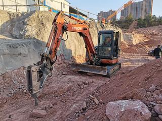 二手日立挖掘机左前45实拍图161