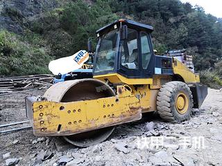 贵州-黔东南苗族侗族自治州二手国机常林8208T压路机实拍照片