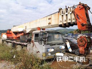 二手泰安东岳 QY1230 起重机转让出售