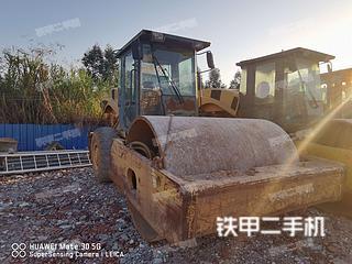 广西-南宁市二手柳工CLG620压路机实拍照片
