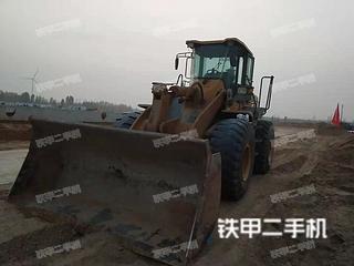 安陽山東臨工LG953裝載機實拍圖片