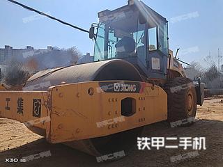 湖南-长沙市二手徐工XS262J压路机实拍照片