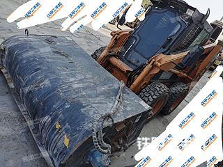 大連凱斯SR250滑移裝載機實拍圖片