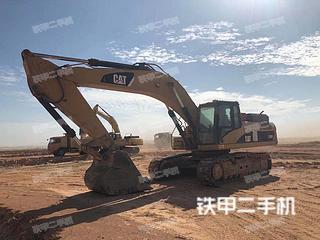 福建-厦门市二手卡特彼勒336D液压挖掘机实拍照片