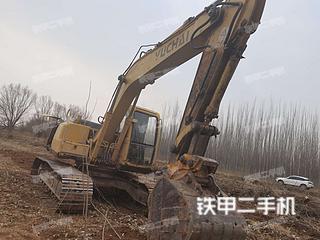 二手玉柴 YC135-7 挖掘机转让出售