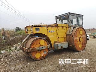 江苏-南京市二手徐工3Y18-21压路机实拍照片