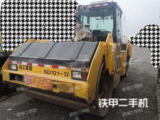 甘肃-武威市二手徐工XD121-II压路机实拍照片