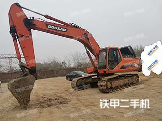 斗山DH300LC-7beplay下载app下载实拍图片