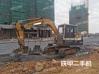 小松PC60-6挖掘機實拍圖片