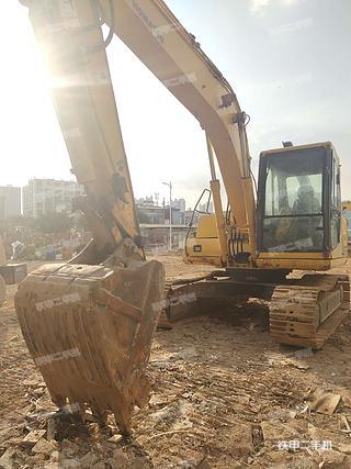 東莞小松PC120-6E0挖掘機實拍圖片