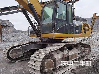 烏海卡特彼勒340D2L挖掘機實拍圖片