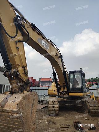 東莞卡特彼勒336D液壓挖掘機實拍圖片