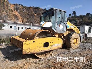贵州-黔南布依族苗族自治州二手徐工XS202J压路机实拍照片