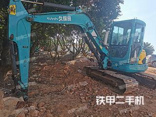 二手久保田 KX161-3SZ 挖掘机转让出售