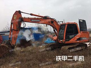 济宁斗山DH150LC-7挖掘机实拍图片