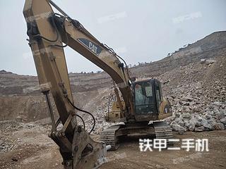 唐山卡特彼勒320C挖掘機實拍圖片
