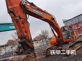 北京斗山DH300LC-7beplay下载app下载实拍图片