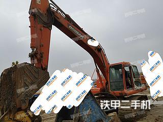 济宁斗山DH225LC-9挖掘机实拍图片
