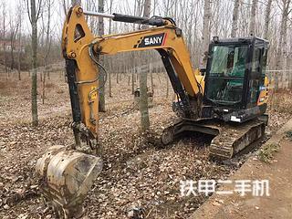 济宁三一重工SY60C挖掘机实拍图片