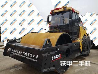 陕西-西安市二手洛阳路通LT626S压路机实拍照片