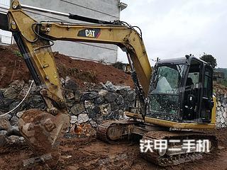 广州卡特彼勒307E2小型液压beplay下载app下载实拍图片