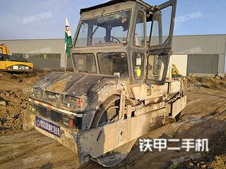 陕西-咸阳市二手徐工YZC10压路机实拍照片